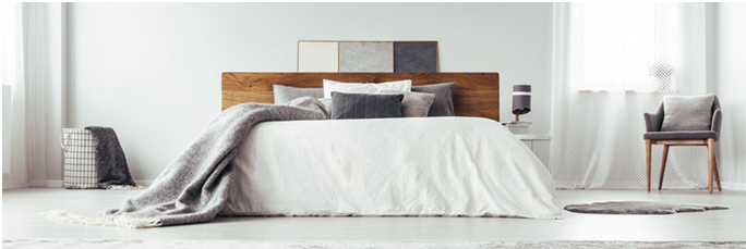9 Ways to make your King Size bed cozier